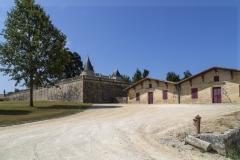 Chateau Lafite Rotschild Pauillac Francia 2015