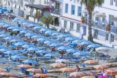 Spiaggia di Sperlonga (particolare) -2020
