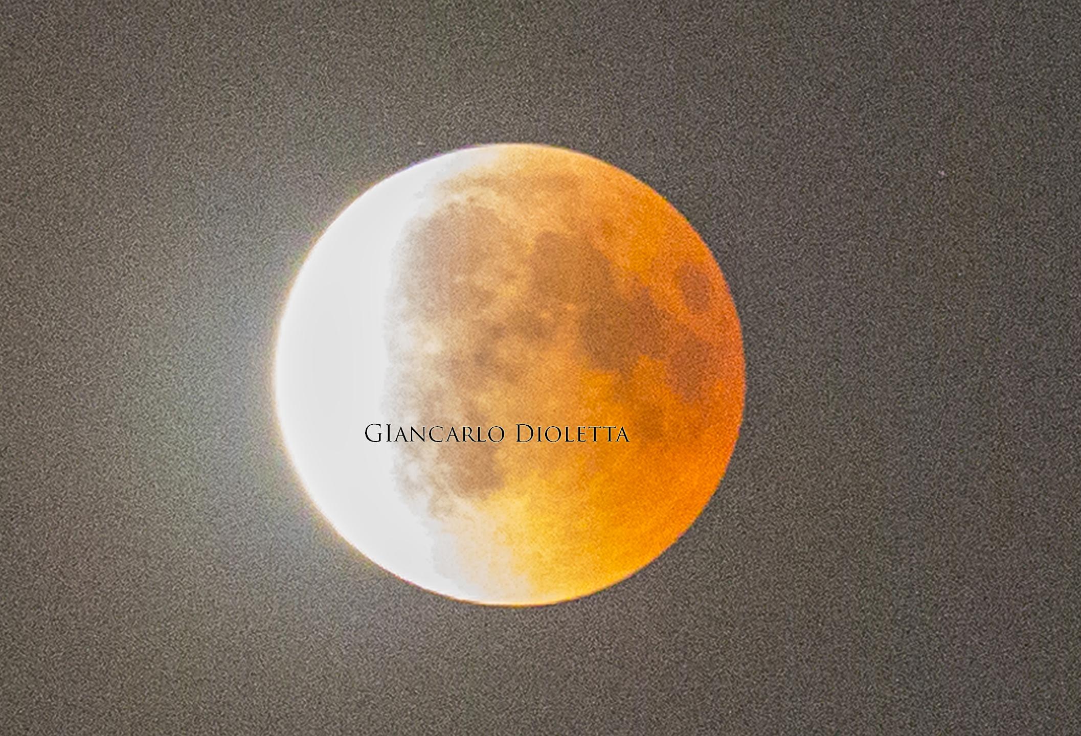 Eclissi lunare del 27 luglio 2018